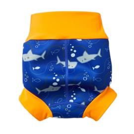 NEW Happy Nappy Schwimmwindel Shark