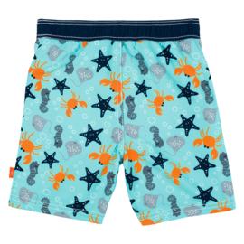 Lässig Zwemshort met zwemluier Star Fish