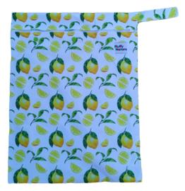 Wetbag mit integriertem Wäschenetz - Citrus