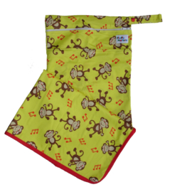 Fluffy Nature Travel-set - Yellow Monkey