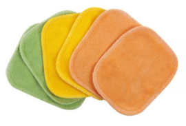 Popolini wasbare make-up pads