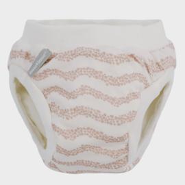 Imse Vimse Oefenbroekje Shell/Stone/roze (2 st.)