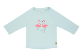 Lässig UV-Shirt Flamingo