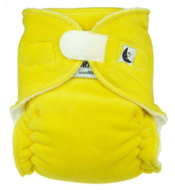 Anavy Bamboo Night/XL Velcro - Yellow