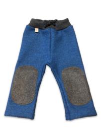 "Hu-da Longie/Walkhose ""Climber"", Öko-Walk - Blau-Grau"