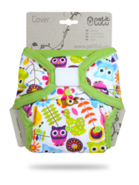 Petit Lulu Überhose Onesize Happy Owls (Klett)