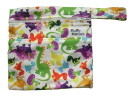 Fluffy Nature Mini-Wetbag Dino