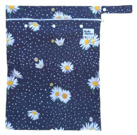 Wetbag mit integriertem Wäschenetz - Flowers
