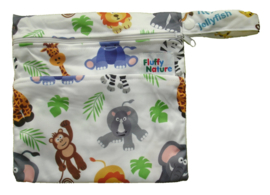 Fluffy Nature Mini-Wetbag Jungle