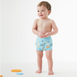 NEW Happy Nappy Schwimmwindel Noah's Ark