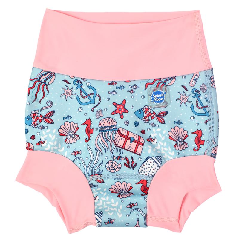 NEW Happy Nappy zwemluier Hidden Treasure