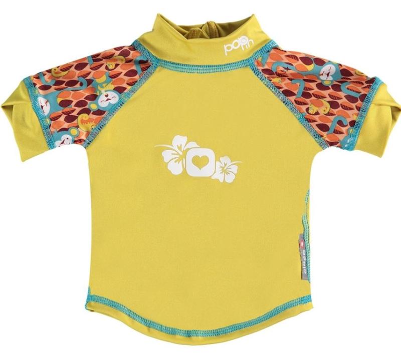 Close Parent UV-Shirt Monkey