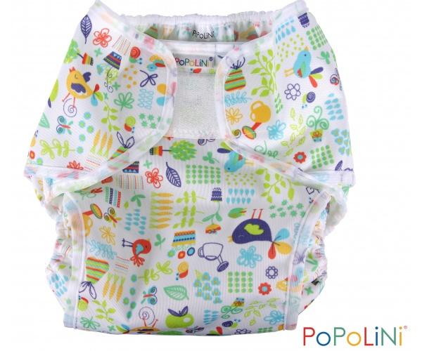 Popolini Popowrap - Garden Tunes