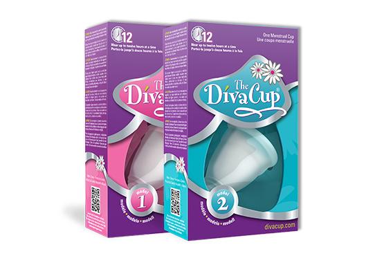 Menstruationstasse DivaCup