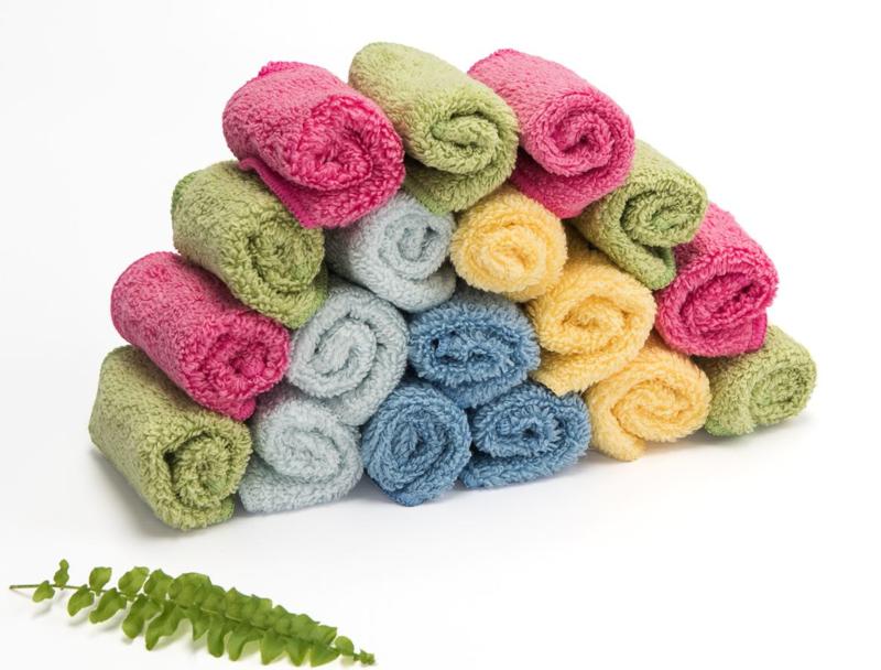 Cheeky wipes - BIOkatoen gekleurde billendoekjes (25 st)