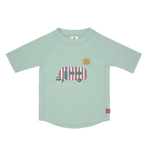 Lässig UV-Shirt Caravan Mint