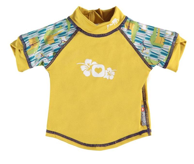 Close Parent UV-Shirt Crocodile