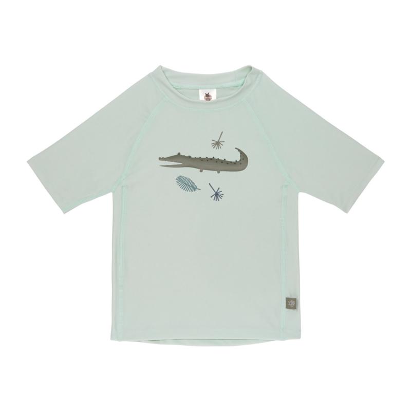 Lässig UV-Shirt Crocodile Mint
