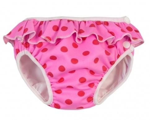 ImseVimse Schwimmwindel Pink Dots