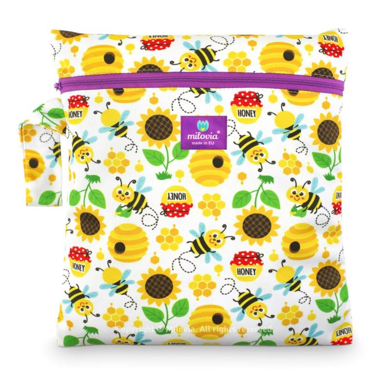 Milovia Wetbag Sweet Bee