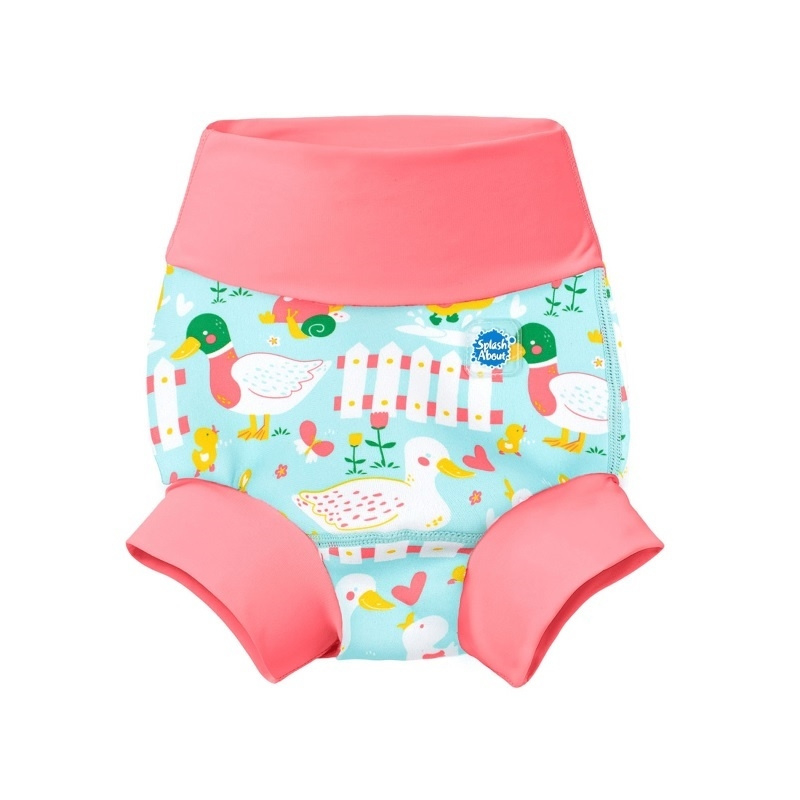 NEW Happy Nappy zwemluier Little Ducks