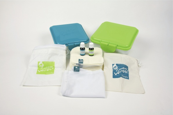 Cheeky wipes all-in-one-kit