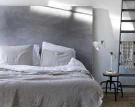 Belle dekbedovertrek, light grey