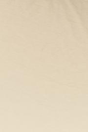 Dekbedovertrek Ibiza, Stonewashed cotton met rand franjes, Powder