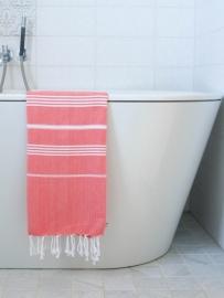 hamam handdoek koraal M