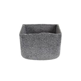 Opbergmandje BANO, Grey