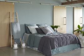 Boras, Cotton Jersey plaid, Light Grey/Dark Grey