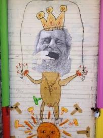 grafitti, NY