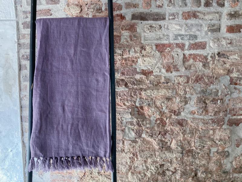 Jill plaid, purple