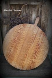 Grote houten broodplank (nr. 3)