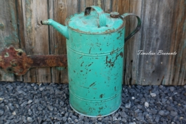 Oude oliekan (5 liter)