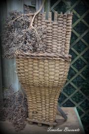 Zeer oude Franse plukmand/oogstmand