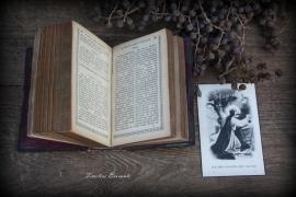Antiek kerkboekje/misboekje