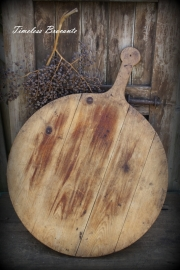 Grote houten broodplank (nr. 2)