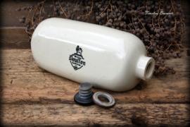 """Vintage Engelse bedverwarmer/warmwaterkruik """"Royal Doulton London"""""""