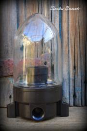 Vintage bakelieten stallamp