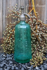 Franse turquoise spuitfles