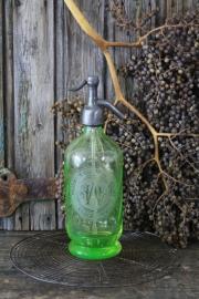 Anna groene spuitfles (uraniumglas)