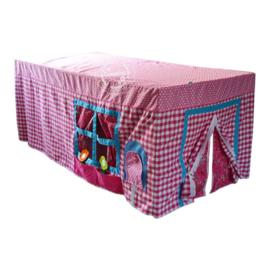 Tafeltent roze nop - fuchsia Saar J