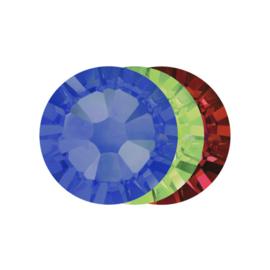 Crystals SAPPHIRE MIX SS3 (50 stuks) *264748