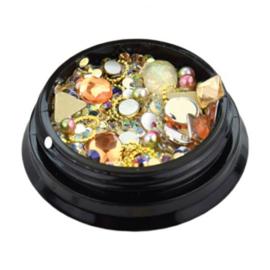 Jewelry Box Golden *056149