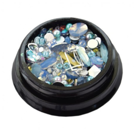 Jewelry Box Opal Blue *056101