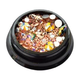 Jewelry Box Copper *056163