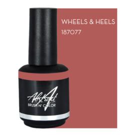 Pink Cadillac | Wheels & Heels