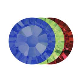 Crystals SAPPHIRE MIX SS4 (50 stuks) *264991