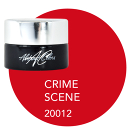 Most Wanted - Crime Scene